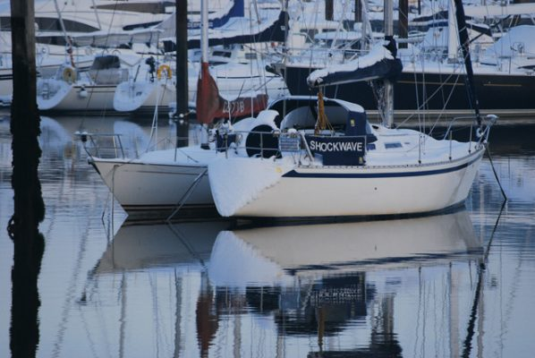 26 tips for winter sailing - Practical Boat Owner