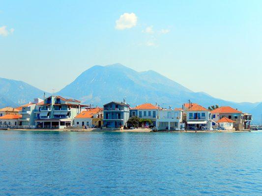Mitika, Greece. Credit: Georgina Moon
