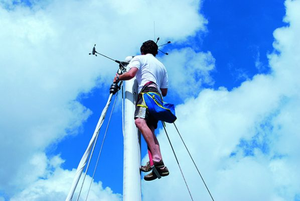 7 mast climbing kits on test - Practical Boat Owner