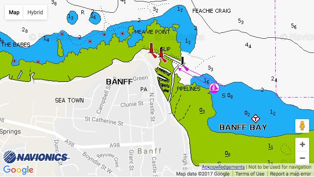 Banff Harbour Marina