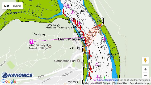 Dart Marina Yacht Harbour