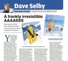 Dave Selby_April 2017 column