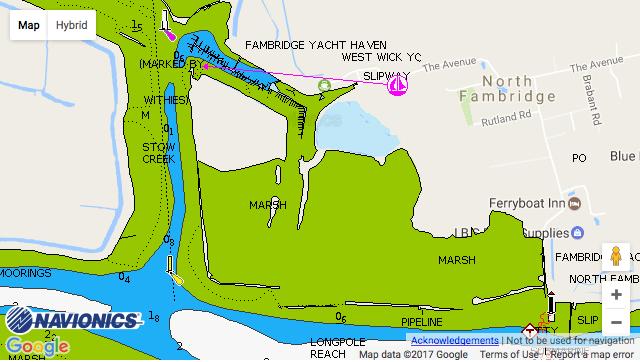 Fambridge Yacht Haven