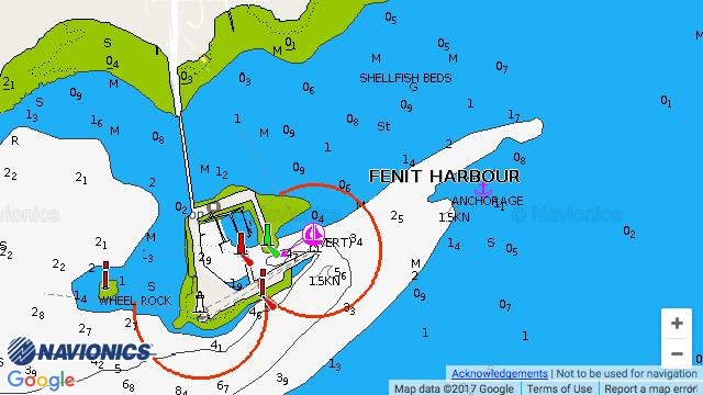 Fenit Harbour & Marina
