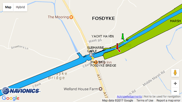 Fosdyke Yacht Haven
