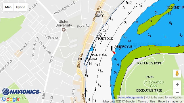 Foyle Port Marina