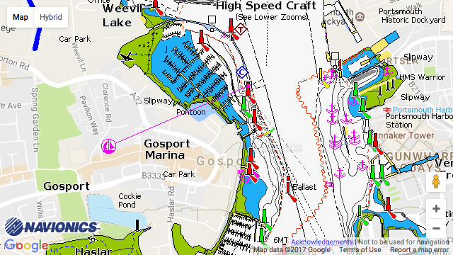 Gosport Marina (Premier)