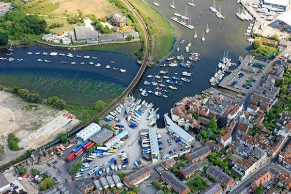 Haven Quay, Lymington