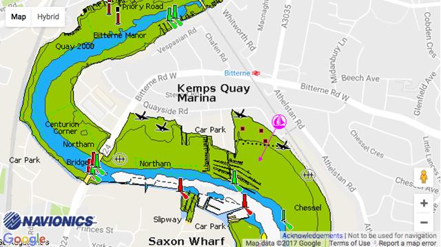 Kemps Quay