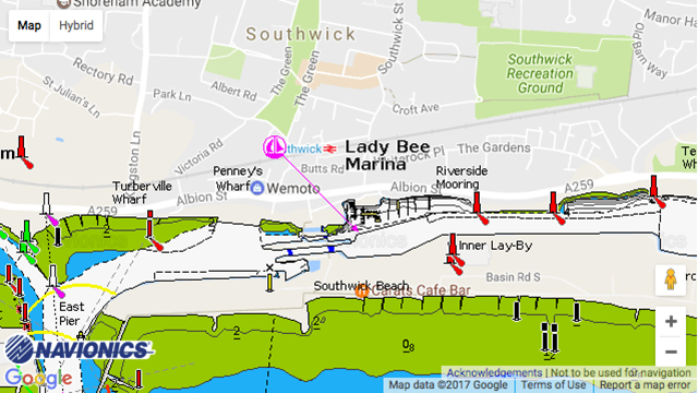 Lady Bee Marina