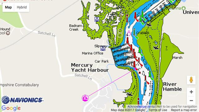 Mercury Yacht Harbour