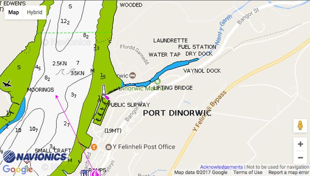 Port Dinorwic