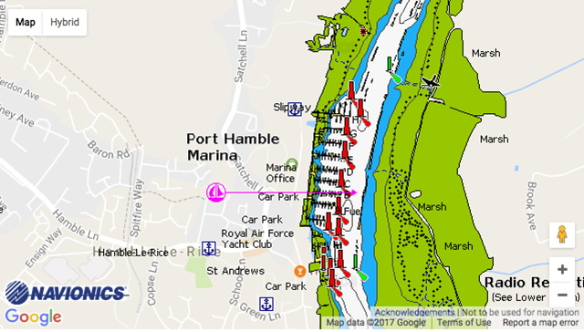 Port Hamble Marina