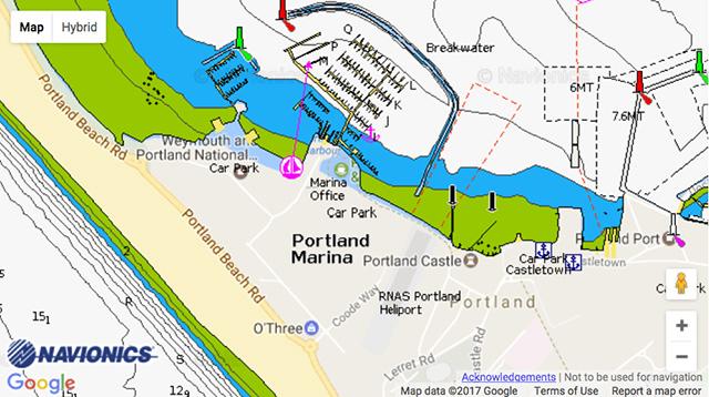 Portland Marina