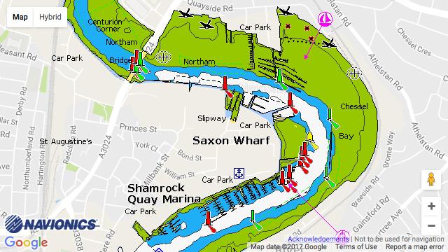 Saxon Wharf