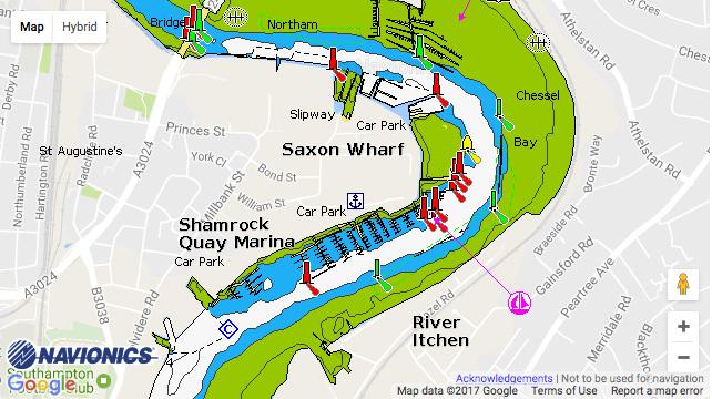 Shamrock Quay