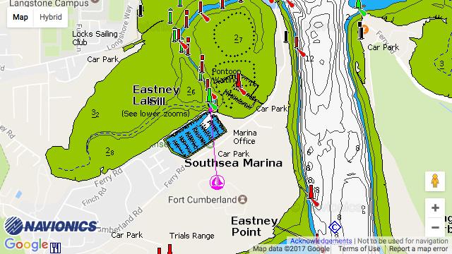 Southsea Marina (Premier)