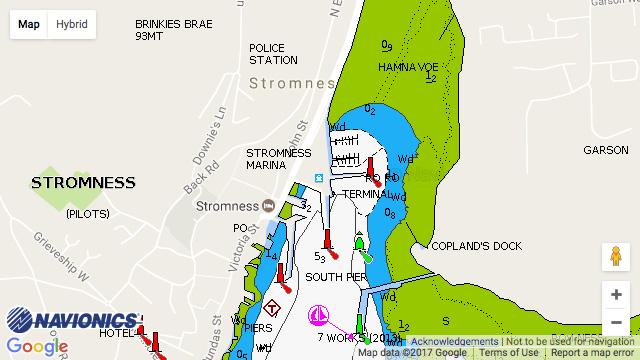 Stromness Marina