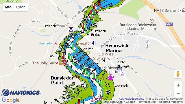 Swanwick Marina, Hamble (Premier)