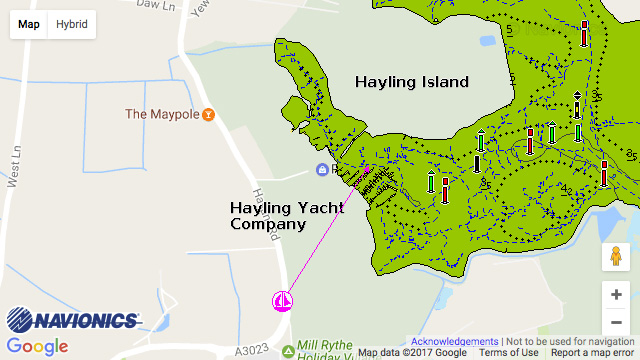 The Hayling Yacht Co