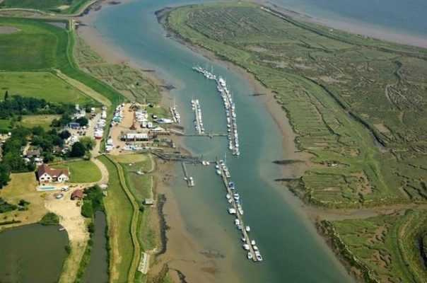 Bridgemarsh Marina