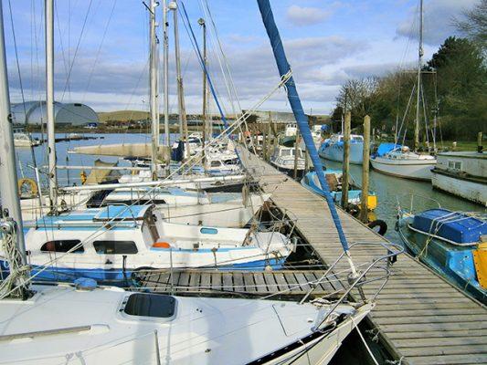 Meeching Boats