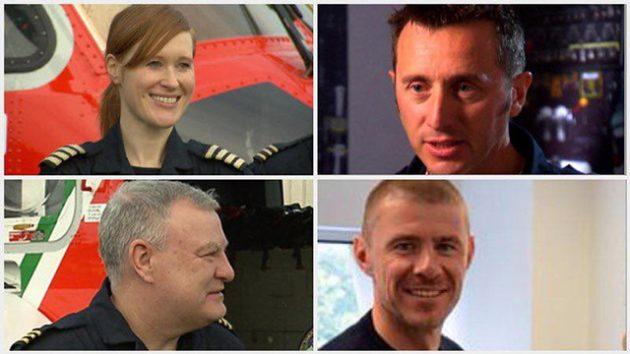 Crew of Rescue 116. Credit: Irish Coast Guard