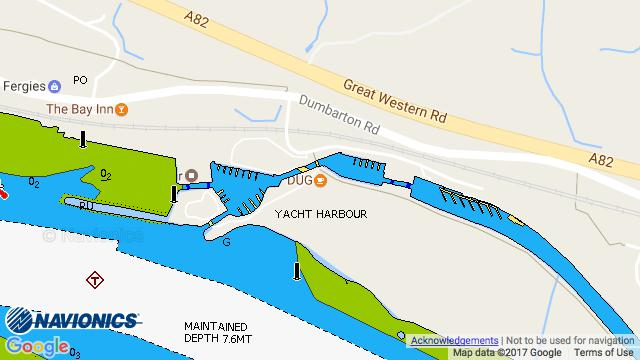 Bowling Basin, Forth & Clyde Canal