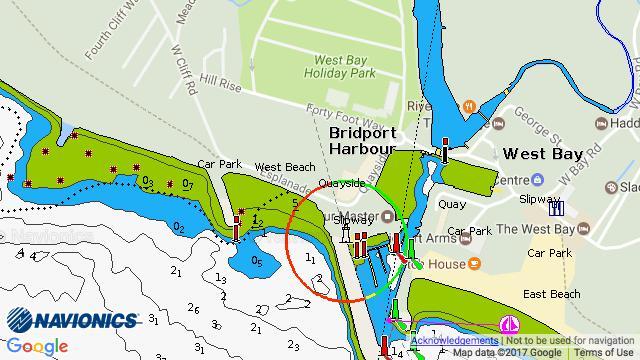 Bridport Harbour (West Bay)