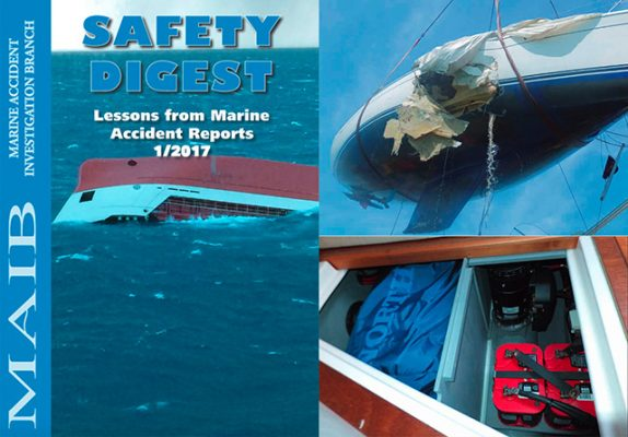 MAIB Safety Digest 1/2017