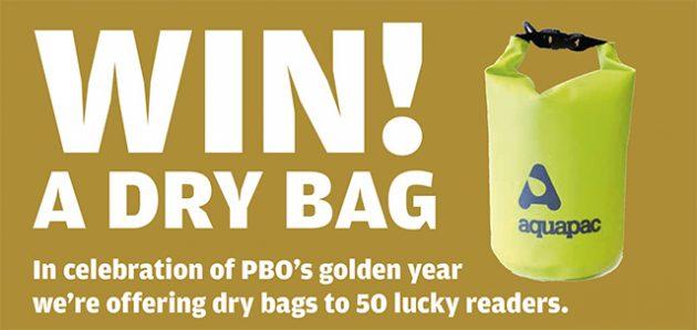Win a dry bag