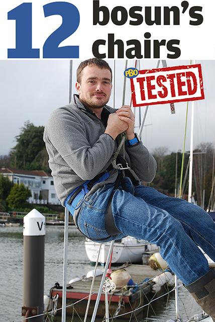 Osculati Marine Boat Bosun/'s chair without board