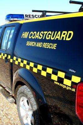 Coastguard Rescue Vehicle