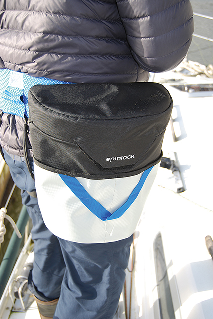 Spinlock tool bag