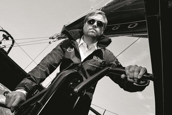 Alex Thomson. Credit: Alex Thomson Racing/Lloyd Images
