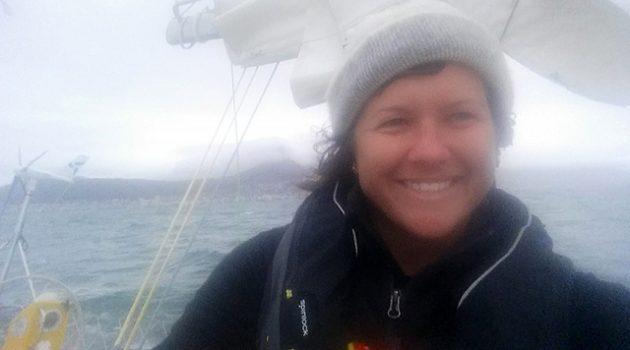 Lisa Blair departs Cape Town