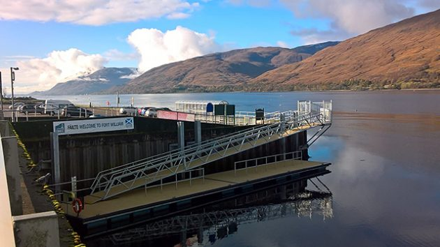 Fort William Pontoons