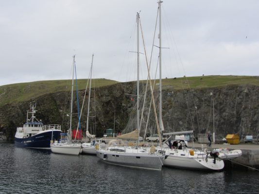 Fair Isle (aka North Haven pier) - PBO Marina Price Guide