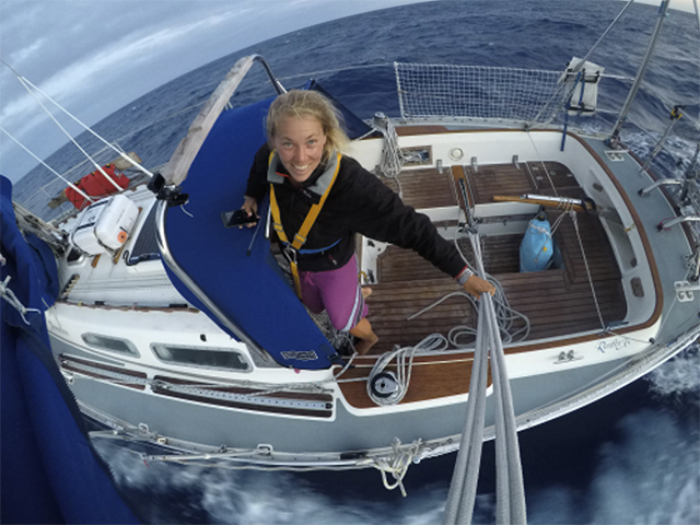 Susie Goodall Secures Sponsor For 2018 Golden Globe Race Entry Practical Boat Owner