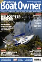 Practical Boat Owner cover