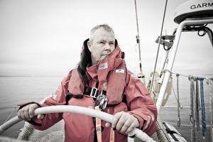 Clipper Race skipper David Hartshorn. Credit: onEdition