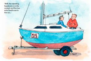 illustration of a boat