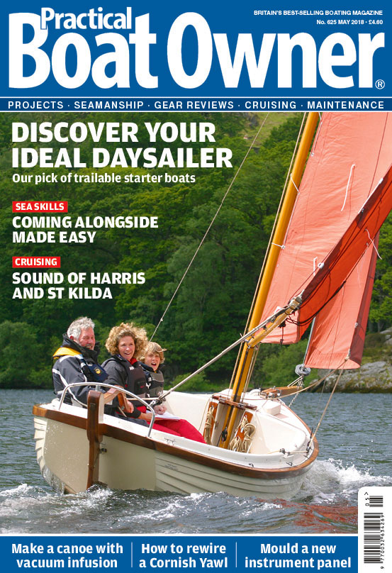 May 2018 - Practical Boat Owner