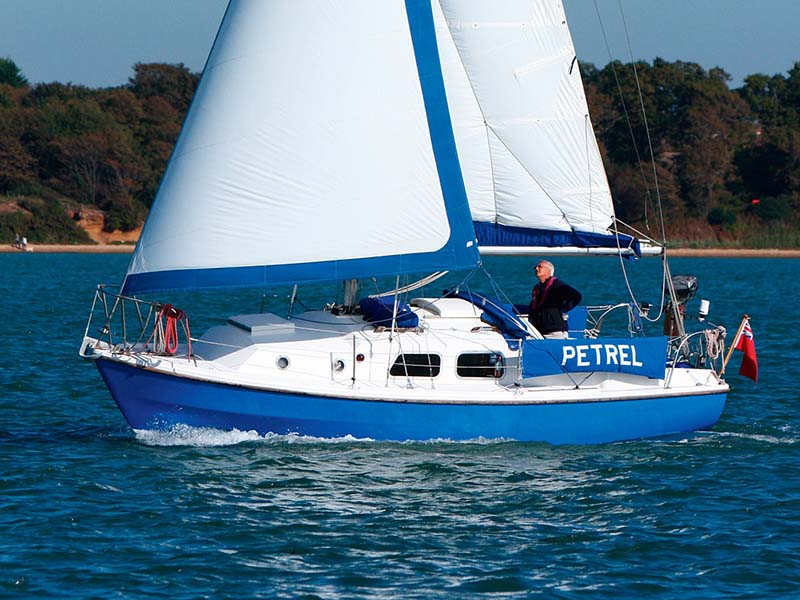 How to bag a bargain boat: why GRP cruising yachts have