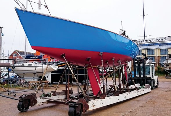 Paint Your Boat Like New Practical Boat Owner