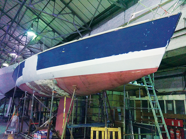 Paint your boat like new - Practical Boat Owner
