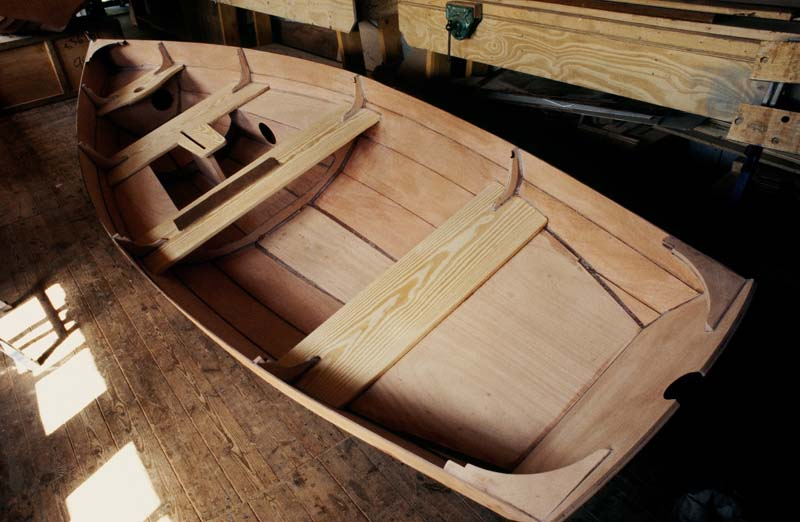 Free Boat Plans Build Your Own Nigel Irens 14ft Rowing And Sailing
