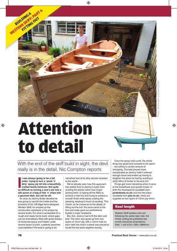 Summer 2019 - Practical Boat Owner
