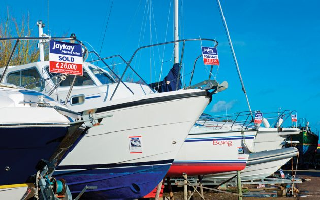 Found the boat you'd like to buy? Next comes the serious negotiation... Photo: Jo Doylem / Alamy