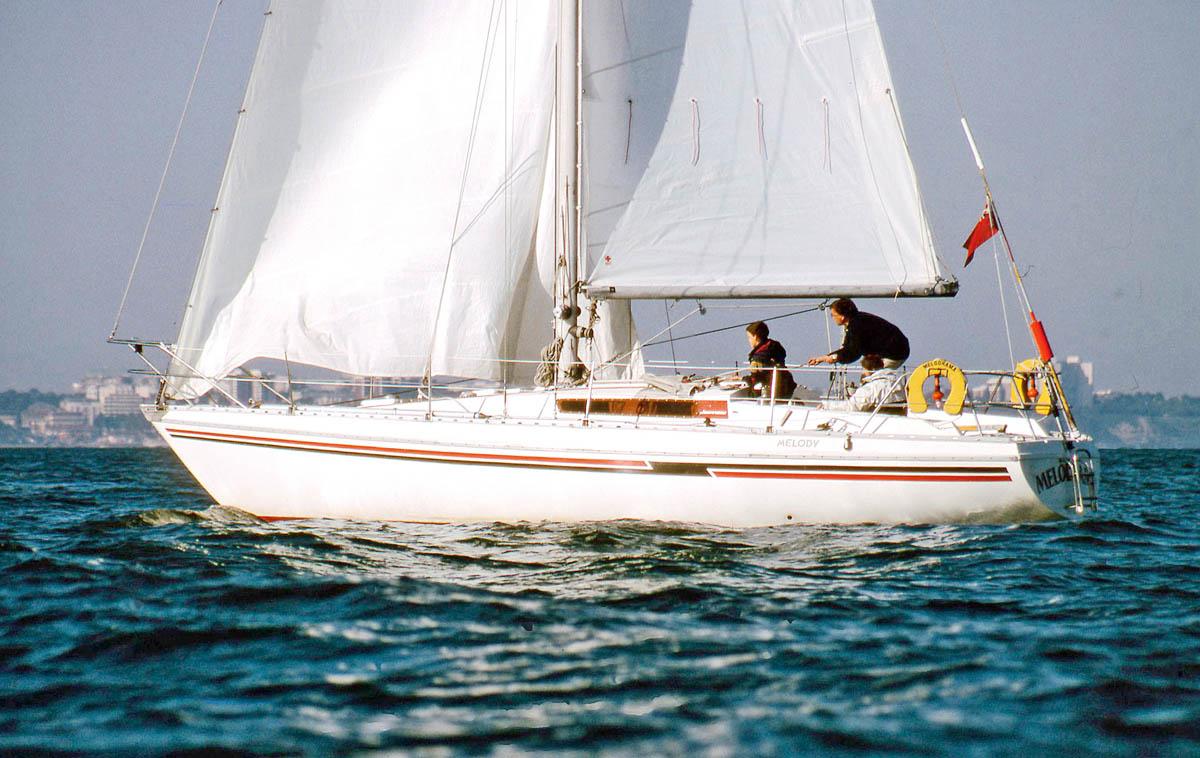 Les modèles de yachts des années 1970 qui ont résisté à l'épreuve du temps